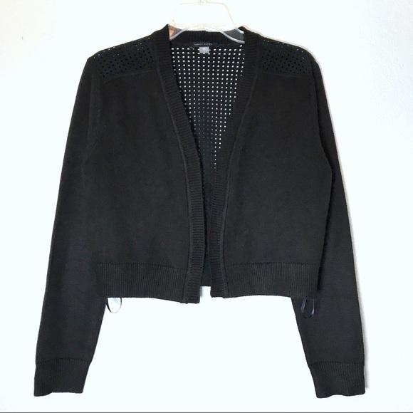 f23b2a7a Tommy Hilfiger Sweaters | Open Cardigan Crop Waist | Poshmark